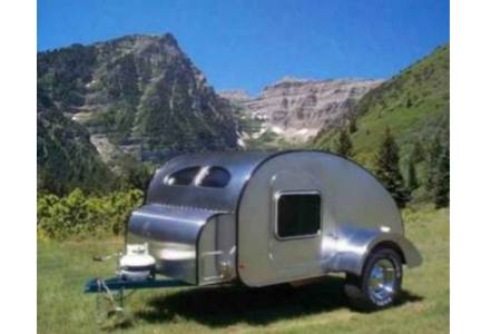 So You Want a Teardrop Trailer