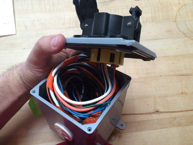 The Diy J1772 Charging Adapter