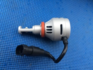 LED Headlamp.