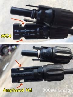MC4 VS H4